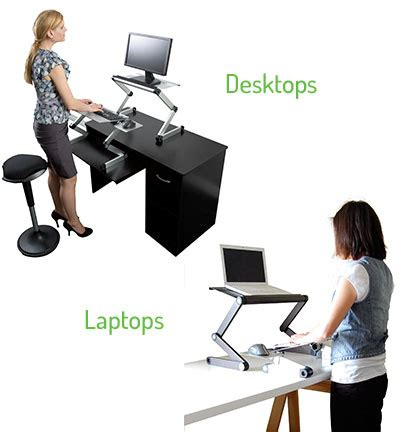 standing desk benefits cheap ergonmic laptop standing desk kit compact and adjustable