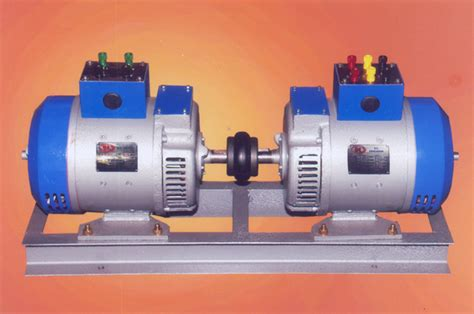 Electric Motor And Electric Generator by Dc Generator Source Of Mechanical Energy