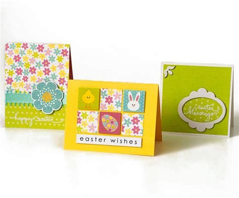 easy to make easter cards easy to make easter cards from better homes and gardens
