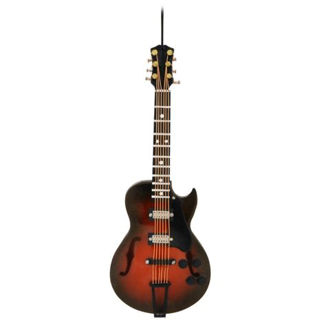 electronic ornaments gibson electric guitar ornament