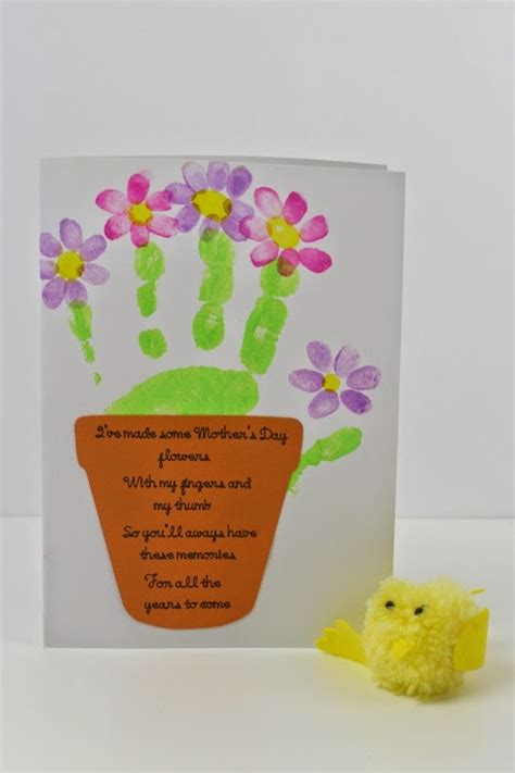 simple mothers day cards to make a thrifty easy s day card