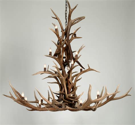 elk horn chandelier sale elk horn chandelier elk horn three light chandelier at