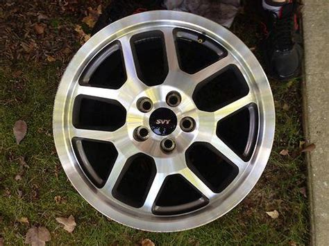 purchase 07 09 oem ford mustang shelby gt500 wheel 18x9 5