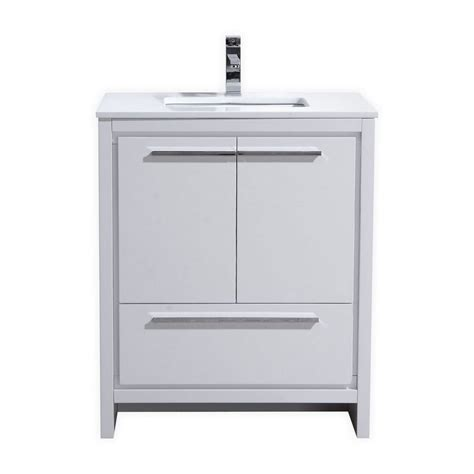 20 inch white bathroom vanity 30 inch high gloss white modern bathroom vanity with white