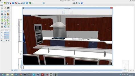 kitchen designer program 3d kitchen design software 3dkitchen
