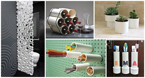 useful craft projects 17 incredibly useful diy projects with pvc pipes top