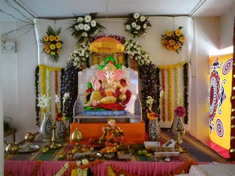 home decorations bhagwan ji help me ganpati decoration ideas ganesh