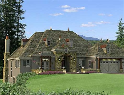 european country house plans country house plan 14593rk 1st floor master suite cad available den office