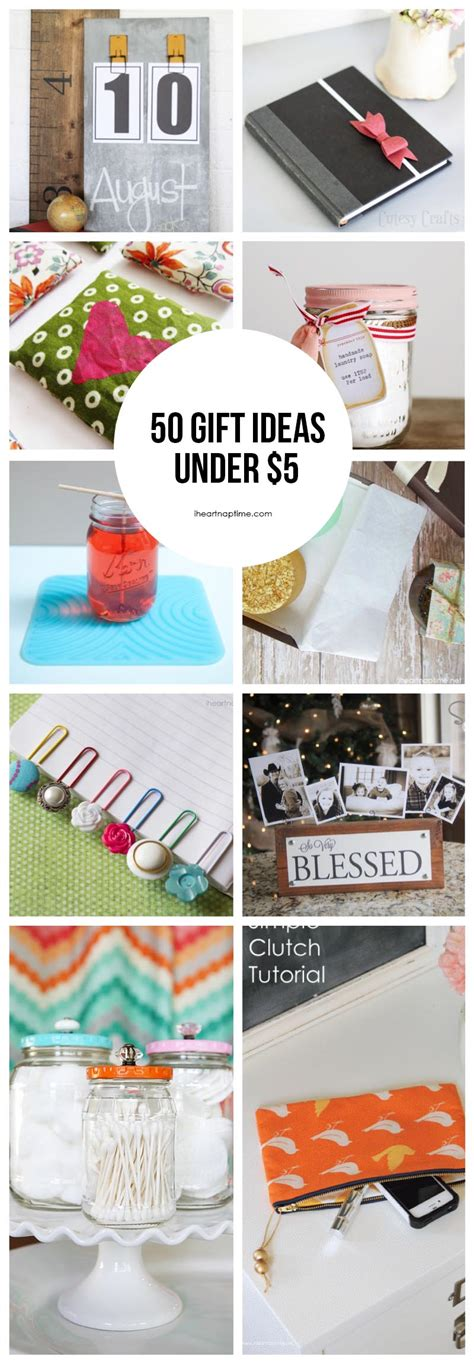 for to make as gifts 50 gift ideas to make for 5 i nap time