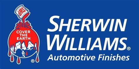 sherwin williams automotive paint store locations shop business