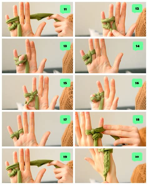 how to knit with your fingers vida nullvier diy f 252 r strickliesel anleitung zum