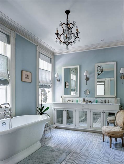 light blue and gray bathroom 37 light blue bathroom floor tiles ideas and pictures