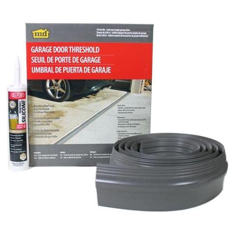 garage door seals home depot proseal 10 ft nail on garage door bottom seal 57010 the