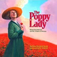 remembrance day picture books the poppy is a touching story of how the actions of