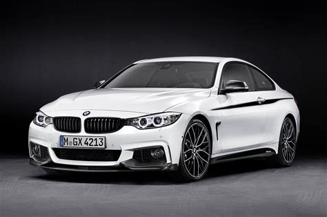 Bmw Accessories by 4 Series Bmw M Performance Accessories Bimmerfile
