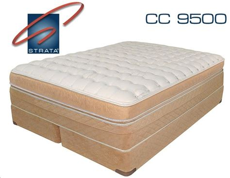 strata 174 cc9500 softside waterbed mattress
