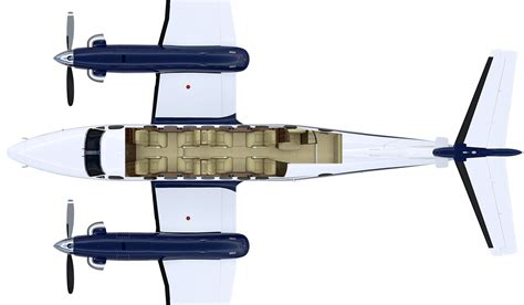 Cing Toilet The Range by King Air 350i