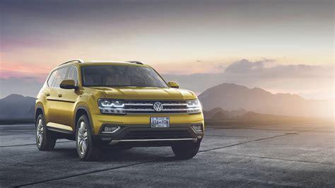 Wallpaper Car Volkswagen by 2018 Volkswagen Atlas Wallpaper Hd Car Wallpapers Id 7116
