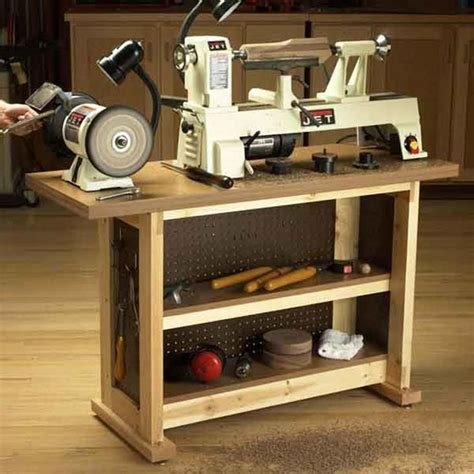 woodworking stand woodturning lathe stand plans woodworking projects plans