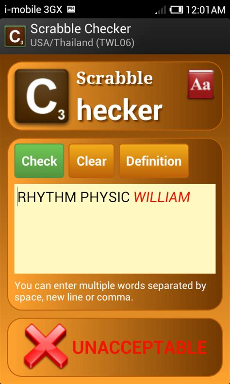 scrabble for android no ads scrabble checker ad free appstore for android
