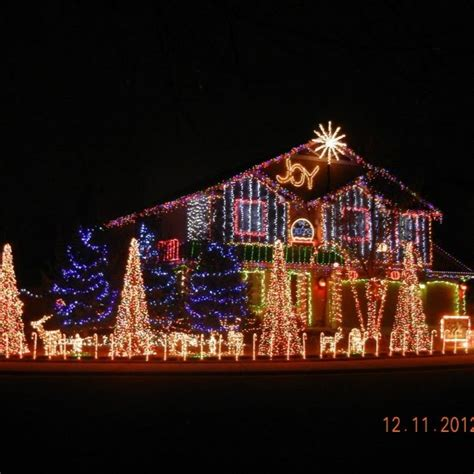 light show neighborhood collection lights pictures