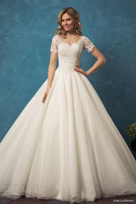 wedding gown amelia sposa 2017 wedding dresses wedding inspirasi