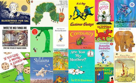 favourite picture books reminders of favorite children books