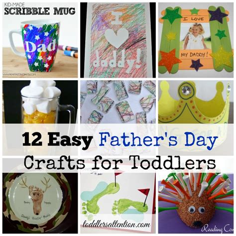 easy fathers day crafts for 12 easy s day crafts for toddlers s day