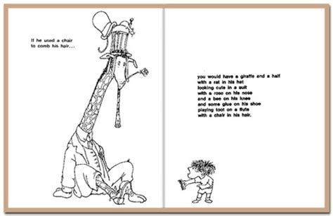 a giraffe and a half poetry modern george