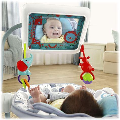 newborn to toddler apptivity seat le transat pour b 233 b 233 avec support pour de fisher price