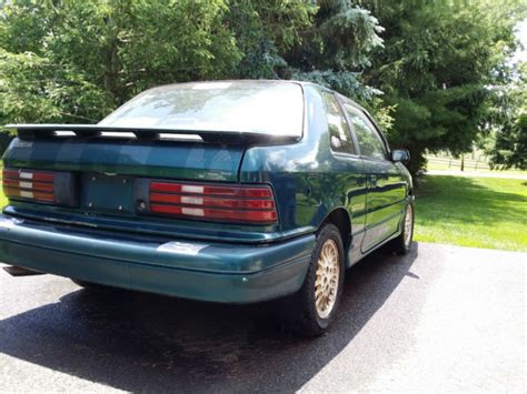 manual cars for sale 1994 plymouth sundance transmission control 1994 plymouth sundance duster hatchback 2 door 3 0l for sale photos technical specifications