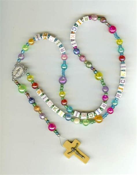 rosary children children s rosary crafts sewing and diy