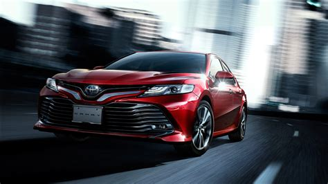 Wallpaper Car Toyota by Toyota Camry Hybrid 2018 Wallpaper Hd Car Wallpapers