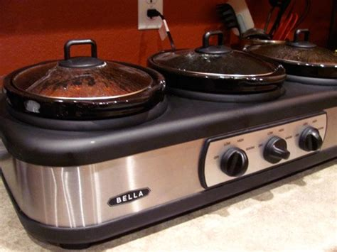 3 crock pot buffet 3 crock pot buffet from