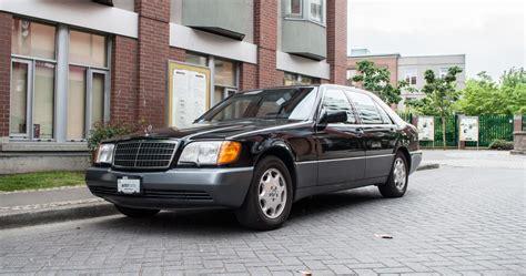 1993 mercedes benz 500sel autoform