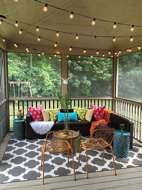 outdoor pation ideas best 25 lanai decorating ideas on backyard