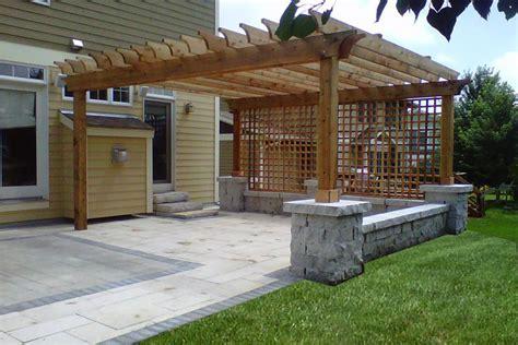 patio furniture arbor patio arbor designs landscaping gardening ideas