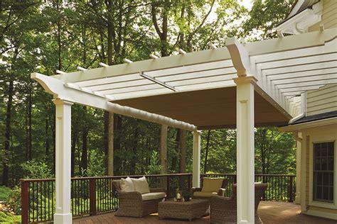 pergola with retractable shade pergolas with retractable canopy exle pixelmari