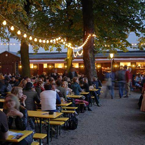 Der Garten Im Prater by Prater Garten Kastanienallee Berlin Creme Guides