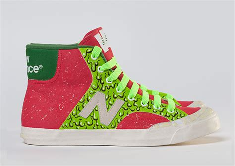 glow in the paint for shoes new balance gitd sneakers on wacom gallery