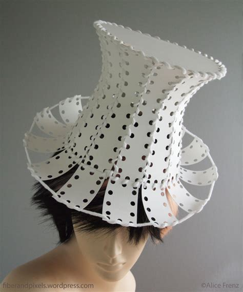 how to make a top hat from card make a paper top hat fiber and pixels