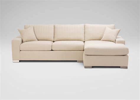 ethan allen sectional sofas conway sectional sectionals