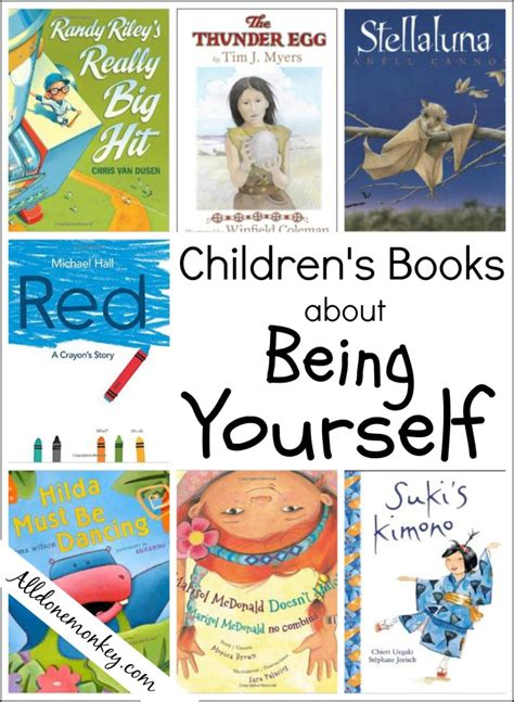 picture books about being yourself children s books about being yourself all done monkey