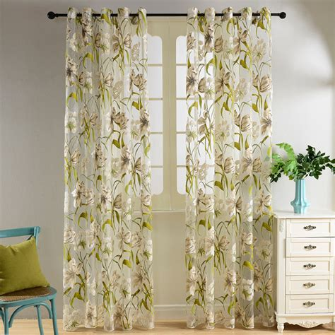 vintage style kitchen curtains get cheap vintage style curtains aliexpress