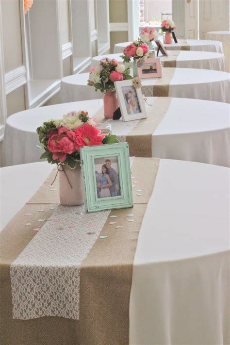 bridal shower table decorations best 25 bridal shower table decorations ideas on