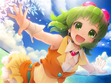 gumi from vocaloid gumi megpoid gumi vocaloids photo 32504258 fanpop