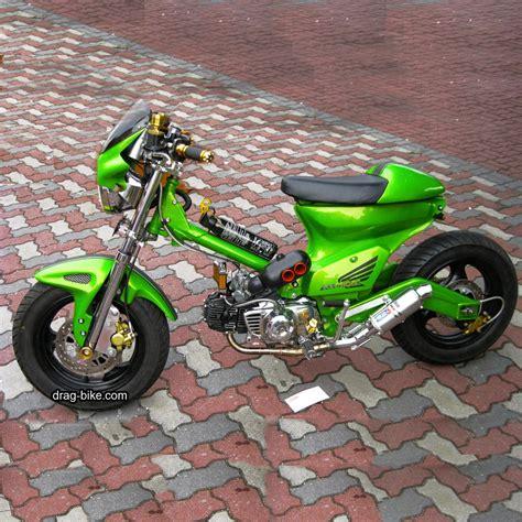 Modif Modif Motor by Koleksi Modif Motor Cafe Racer Style Terbaru Dan