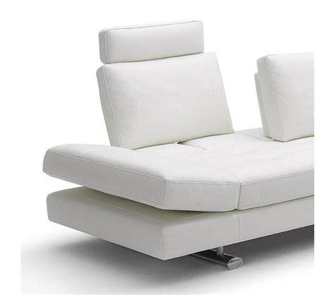 contemporary leather sofa sets dreamfurniture 950 contemporary italian leather