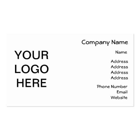 make ur own business cards for free make your own custom personalised business card zazzle
