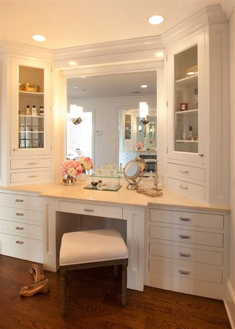 bathroom vanities with makeup vanity the makeup vanity design home decorating